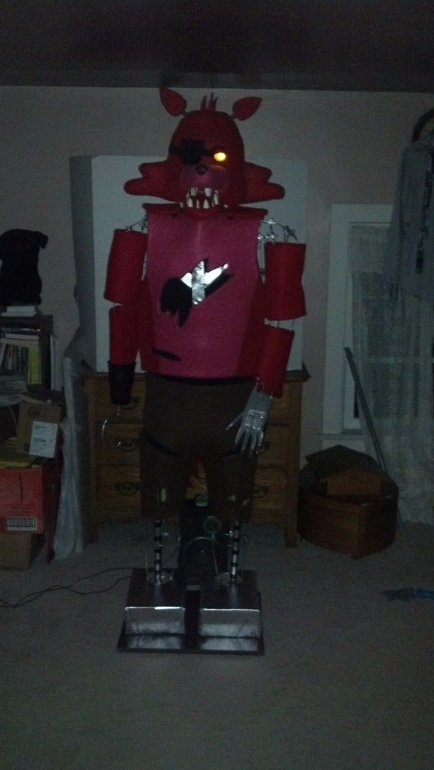 Dressing Your Animatronic (Let's Make It Pretty!)