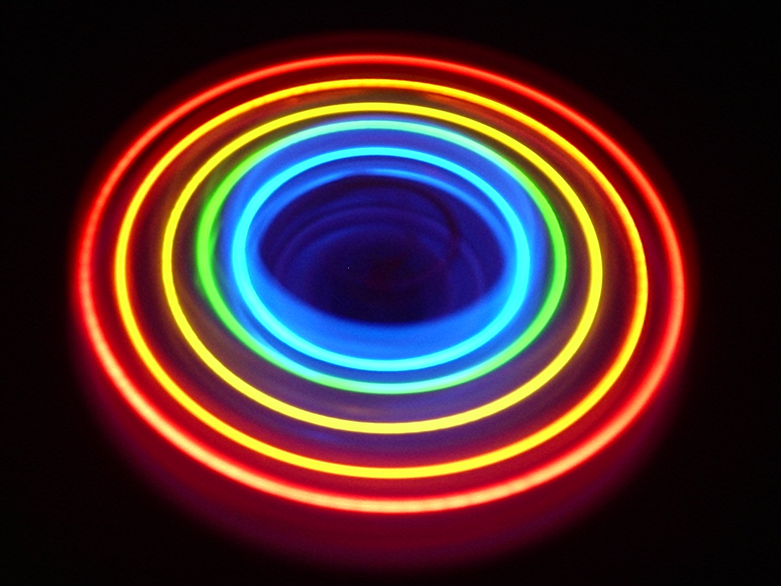 How to build this amazing Spinning Rainbow Light Wheel!!!