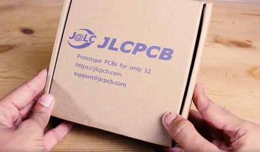 Project PCB Detials