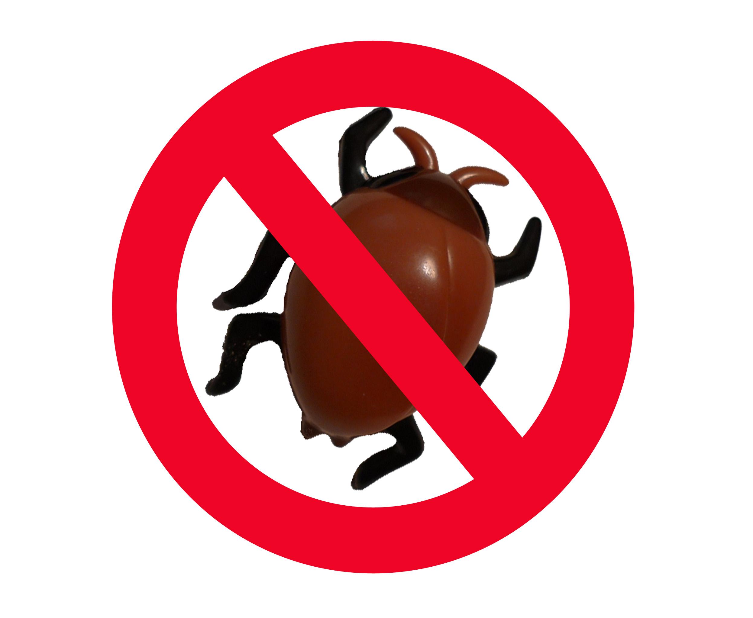 No More Roaches