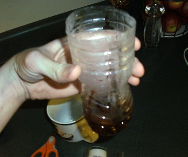 Plastic Bottle Coffee Maker