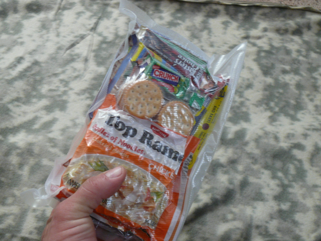 DIY MREs.....a tutorial...
