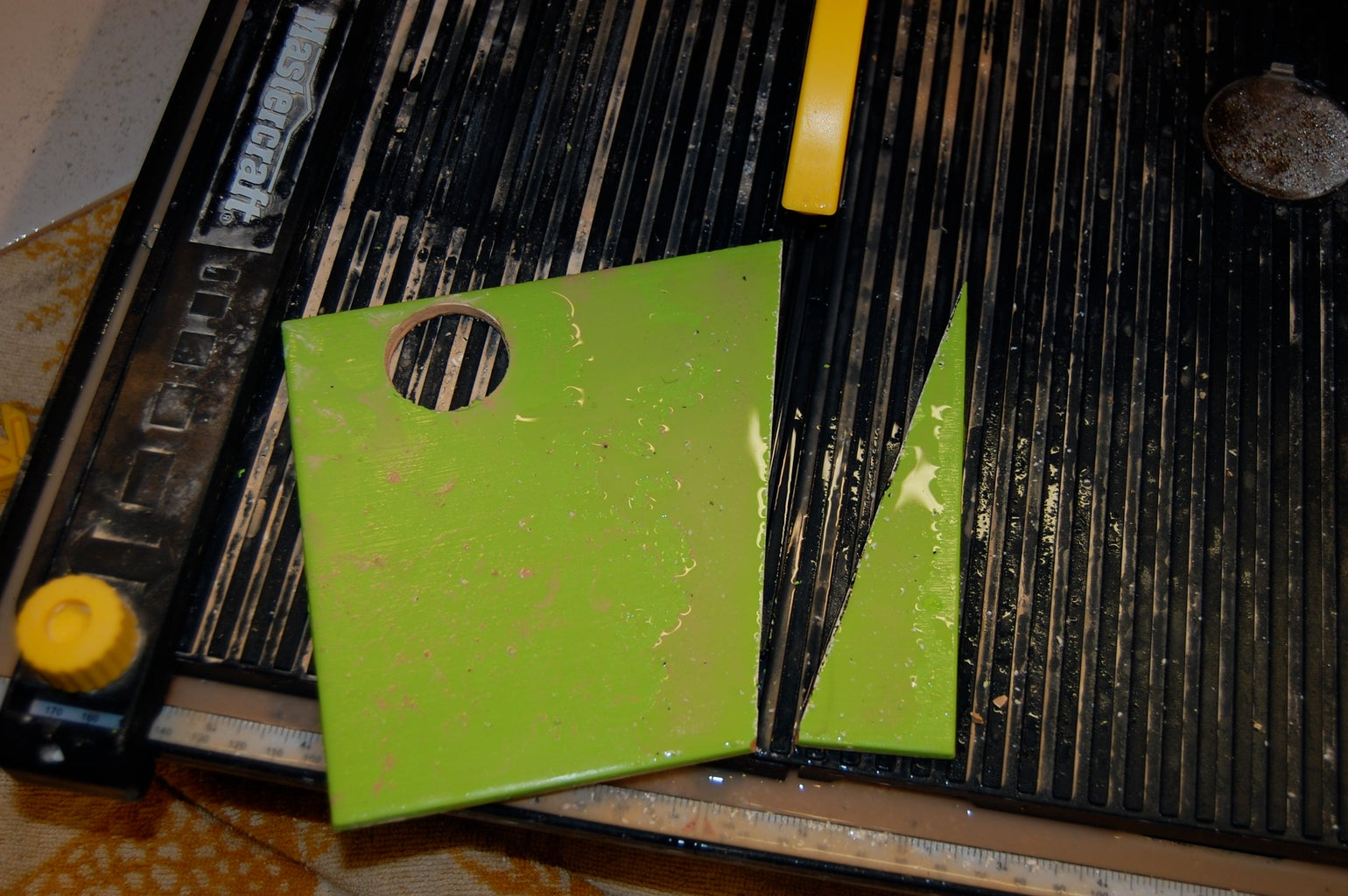 Tiling: Cutting and Drilling Tiles