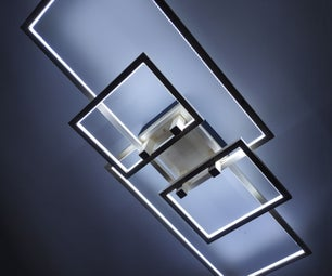 Modern Ceiling LED Lamp