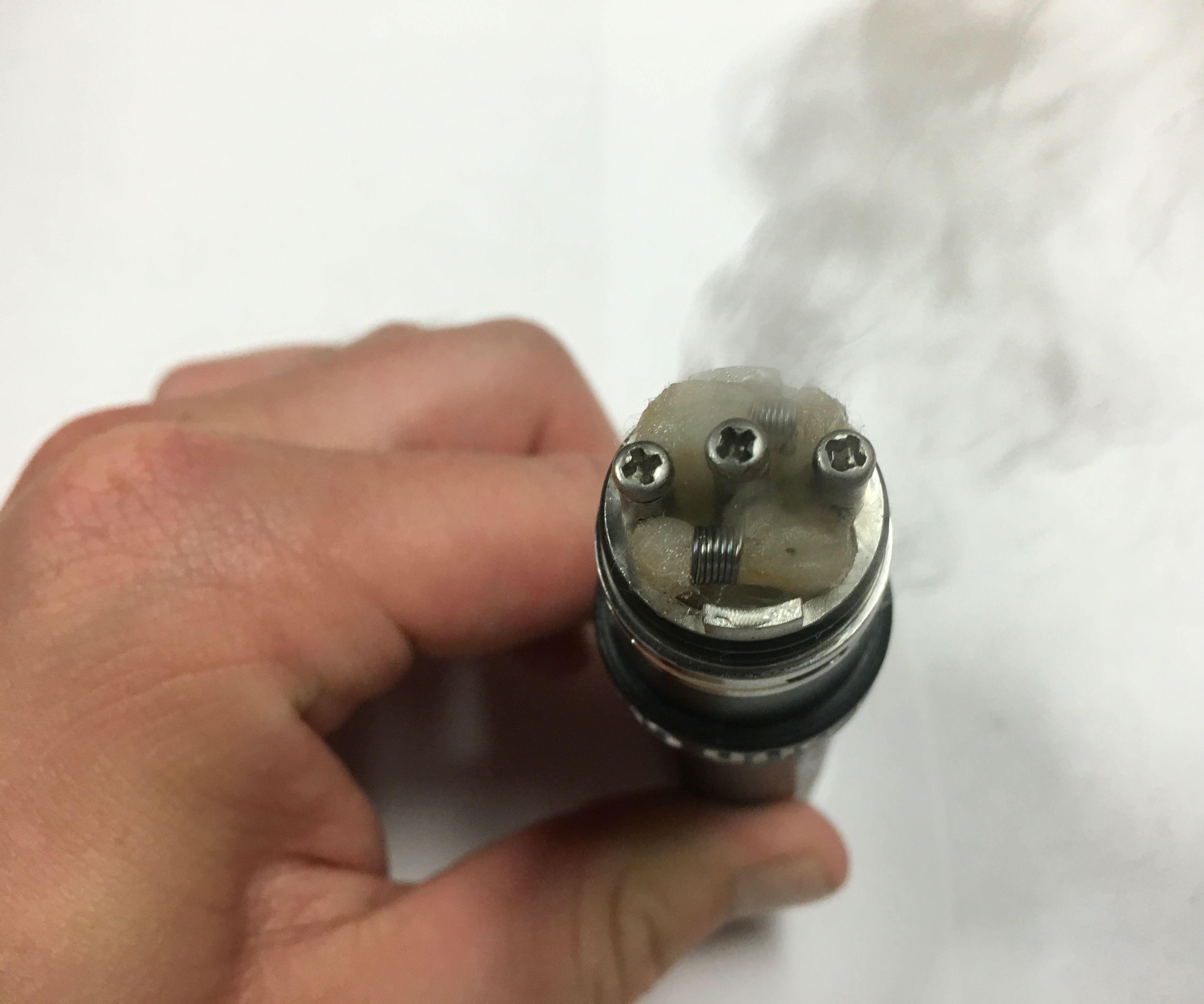 Building a Simple RDA Dual Coil