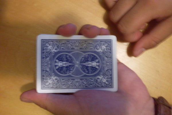 How to Perform a Card Trick