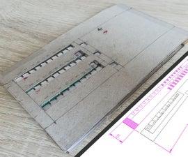 Cardboard Calculator
