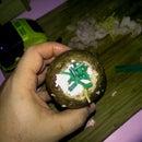 Paddle Bit Baked Potato