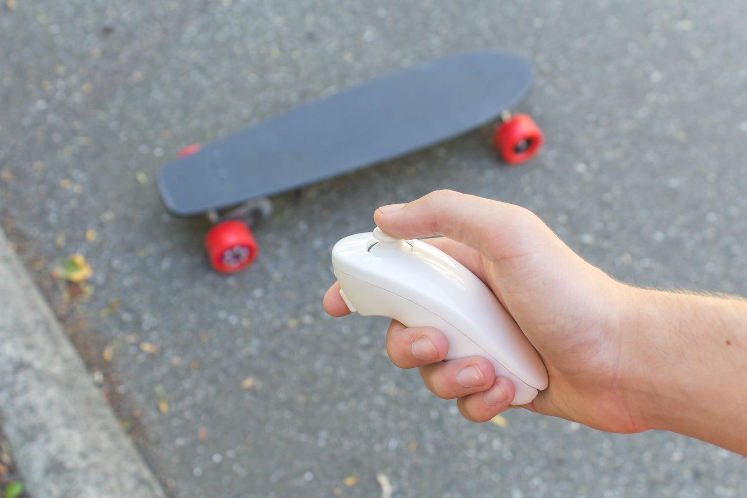 DIY Nunchuck Controller for Electric Skateboards!