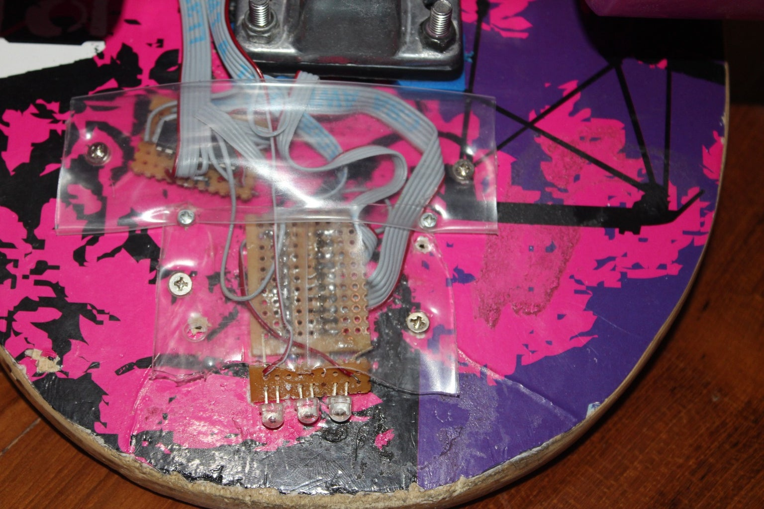 Arduino Battery and Speed Indicator + Headlights