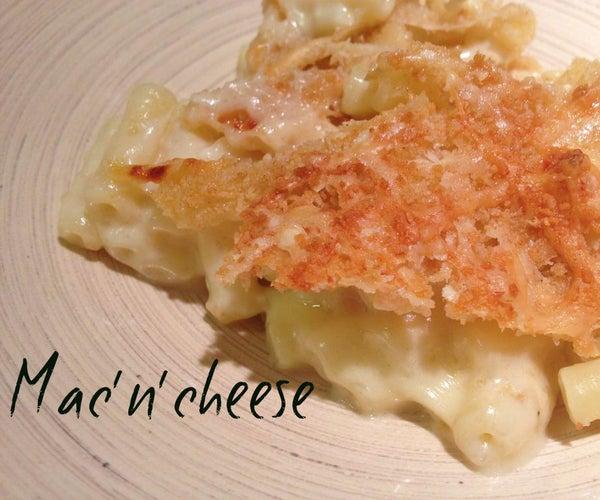My Mac 'n' Cheese