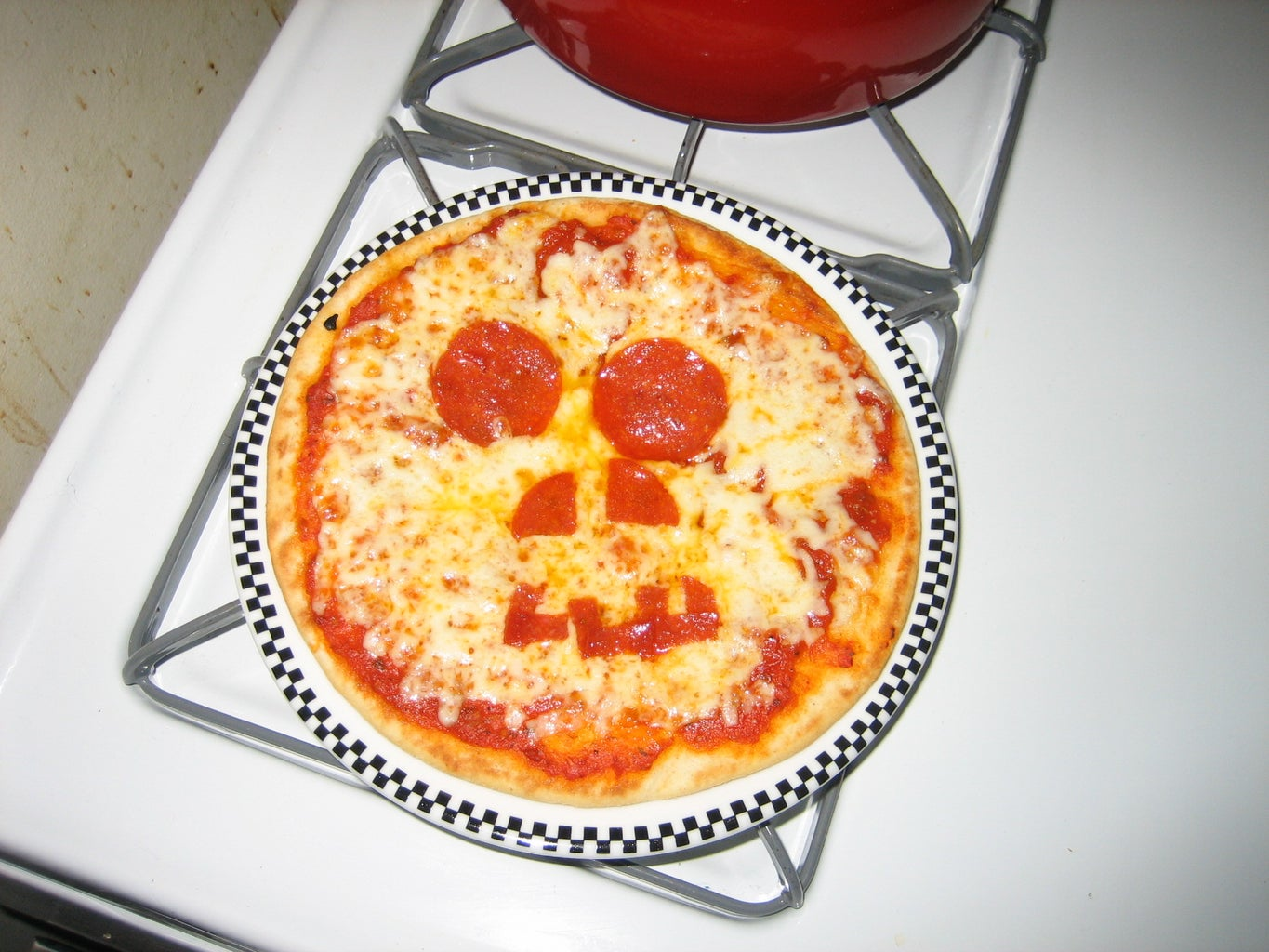 Commence the Devouring of Souls... or Pizzas.