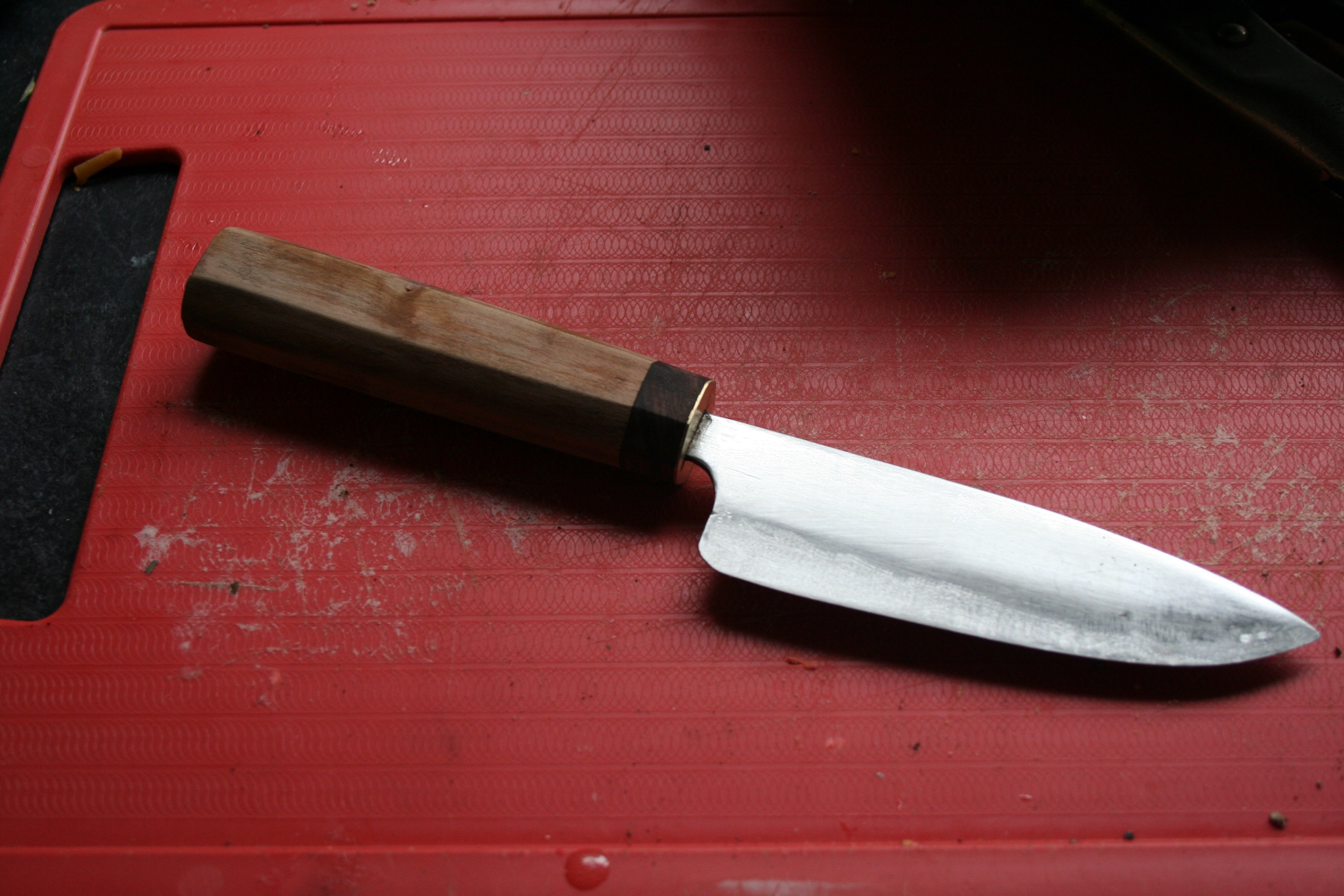 How to make a Kitchen Knife for free!
