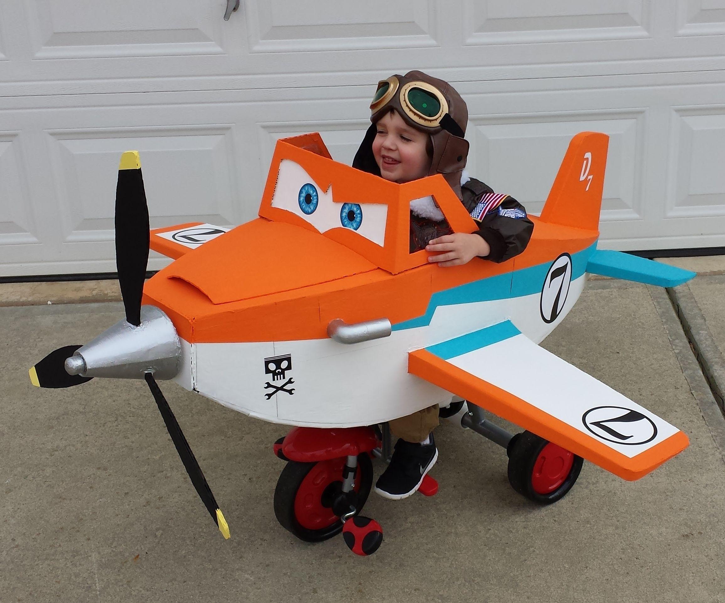 Disney Planes Dusty Crophopper Costume