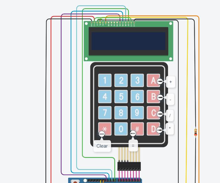 Electronic Calculator Project - Jasdeep Sidhu
