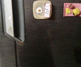 Mini Fridge Magnets