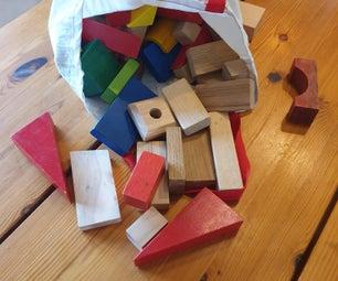 Wood Toys 2 Furniture
