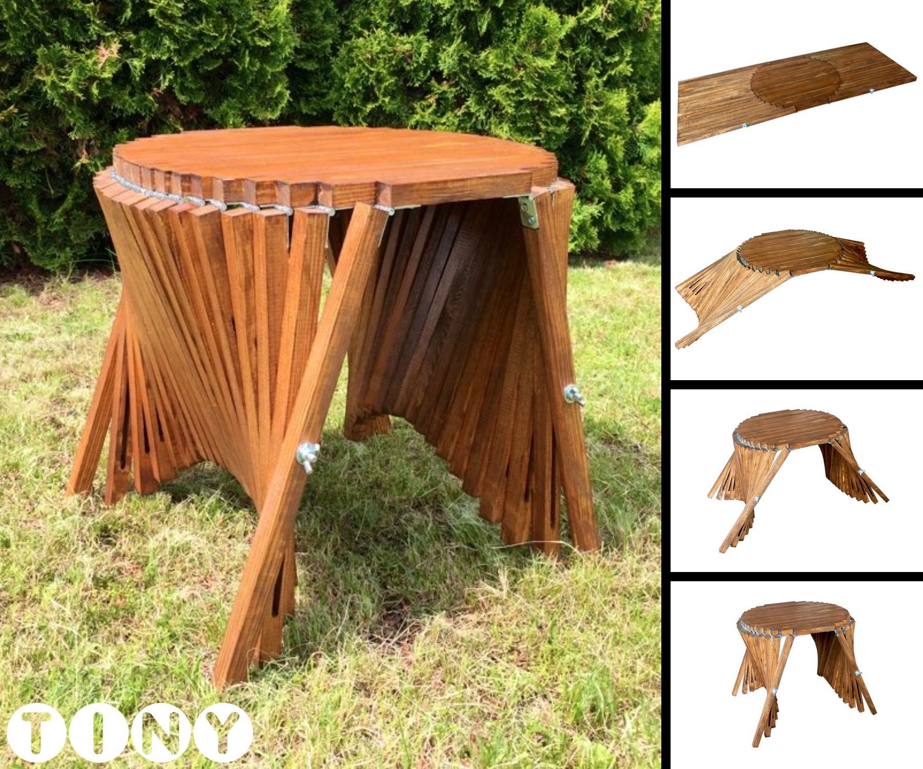 DIY Rising Table