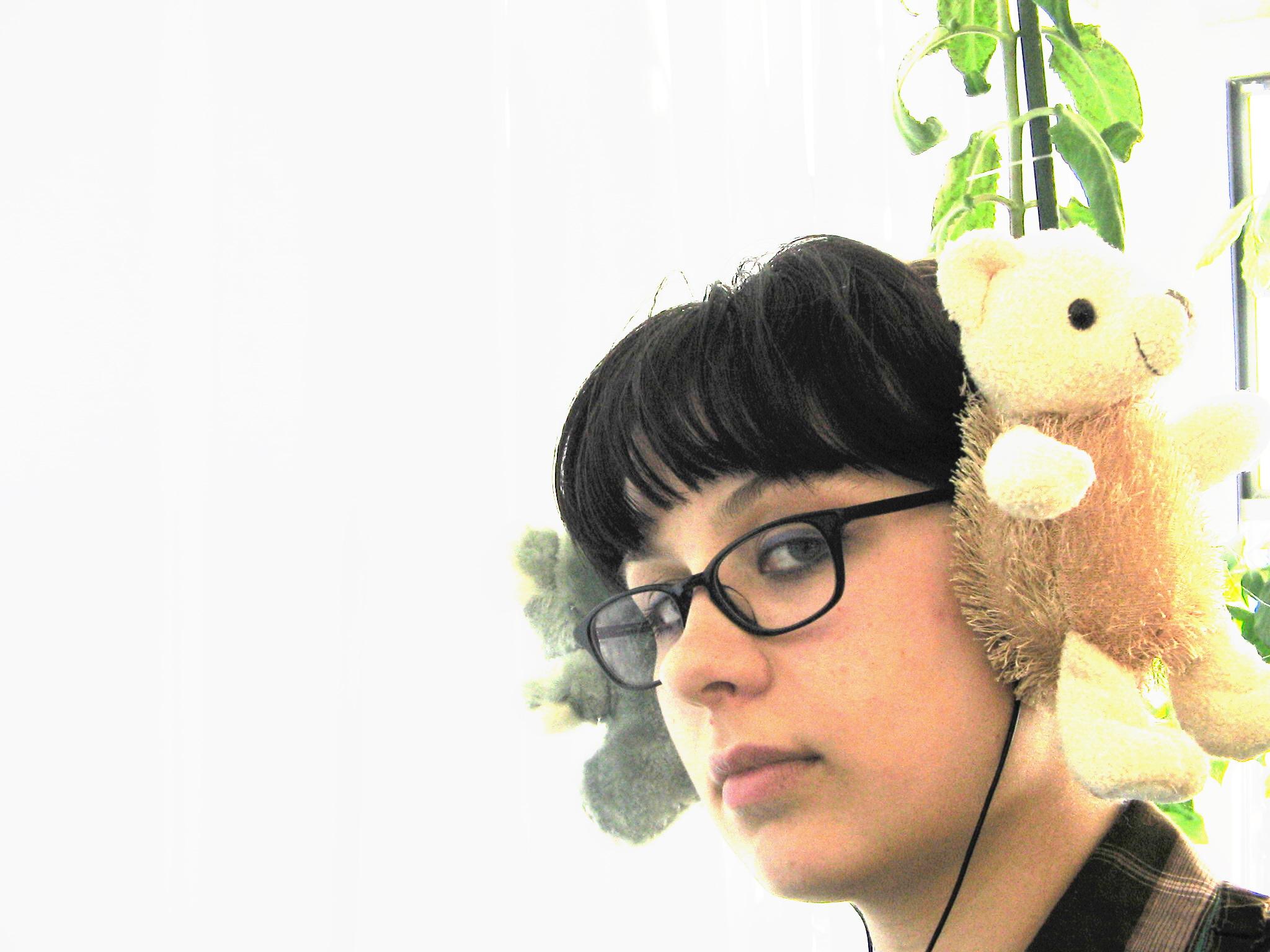 Stuffed-Animal Headphones
