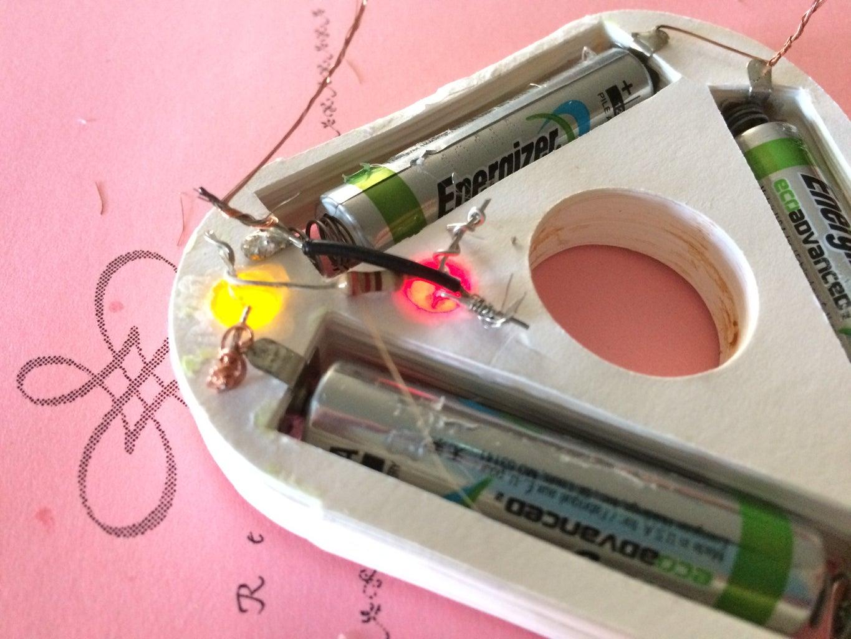 Step 3: Electronics