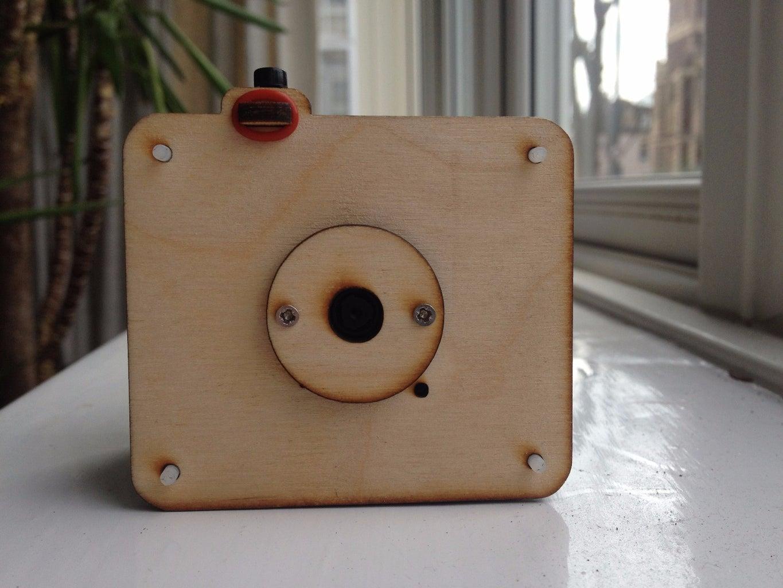 Raspberry Pi Compact Camera