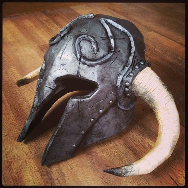 Skyrim Ancient Nord Helmet
