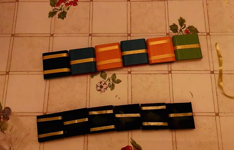 Weaving Your Ribbon; Pulling It All Together!