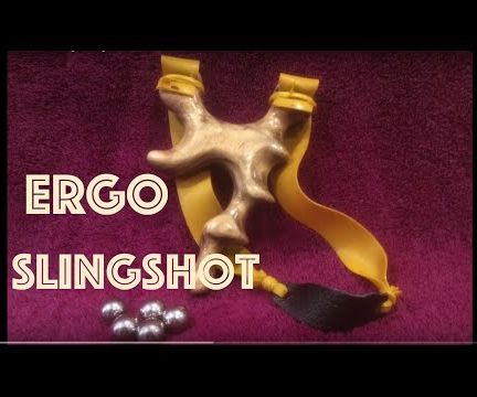 How to Make an Ergo Slingshot