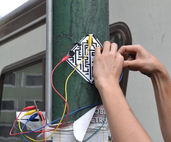 Sticker Electrónico: Ideas Para Hackear La Ciudad