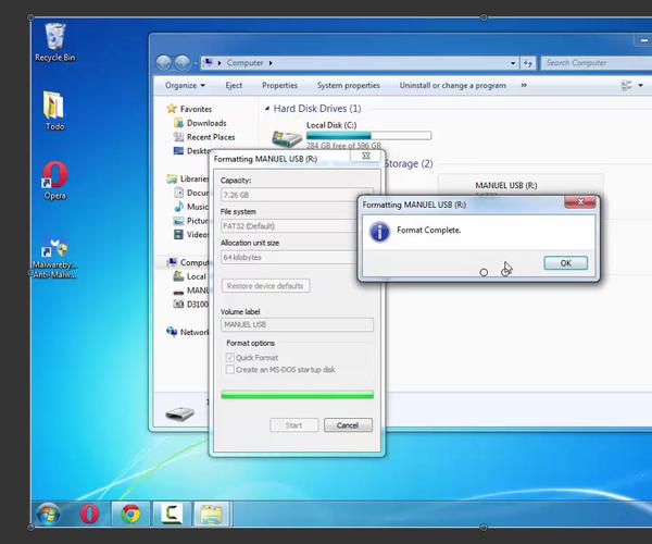 Como Formatear Una USB