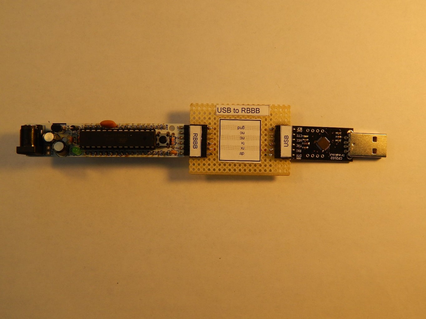 Cheap Computing: Arduino With TTL Serial
