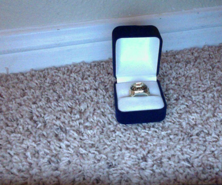 Ring case, Hidden Compartment