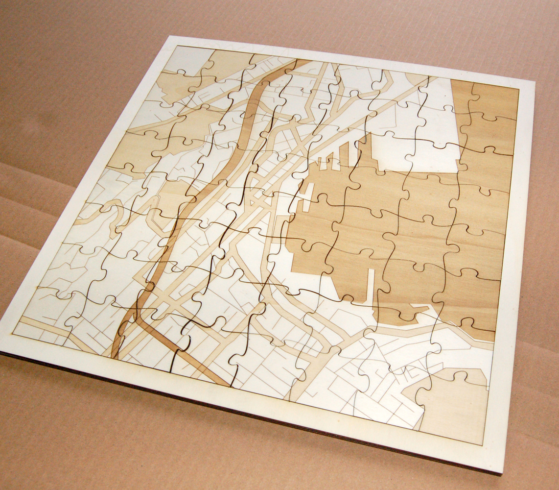 How to make a personalized jigsaw puzzle