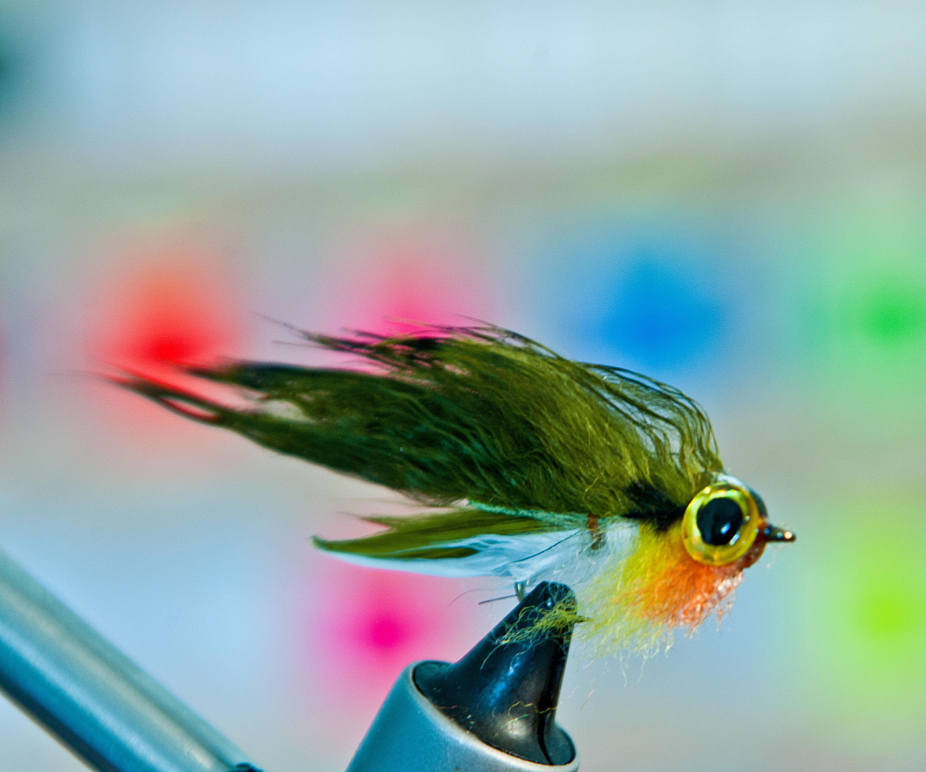Bunny Gill - Streamer Fly