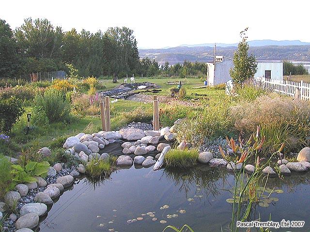 Garden Stream - Build a Stream or Creek / Natural filter for Pond