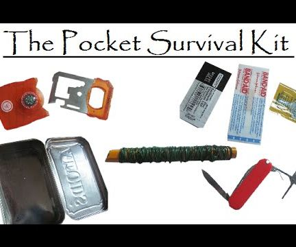 The Pocket Survival Kit