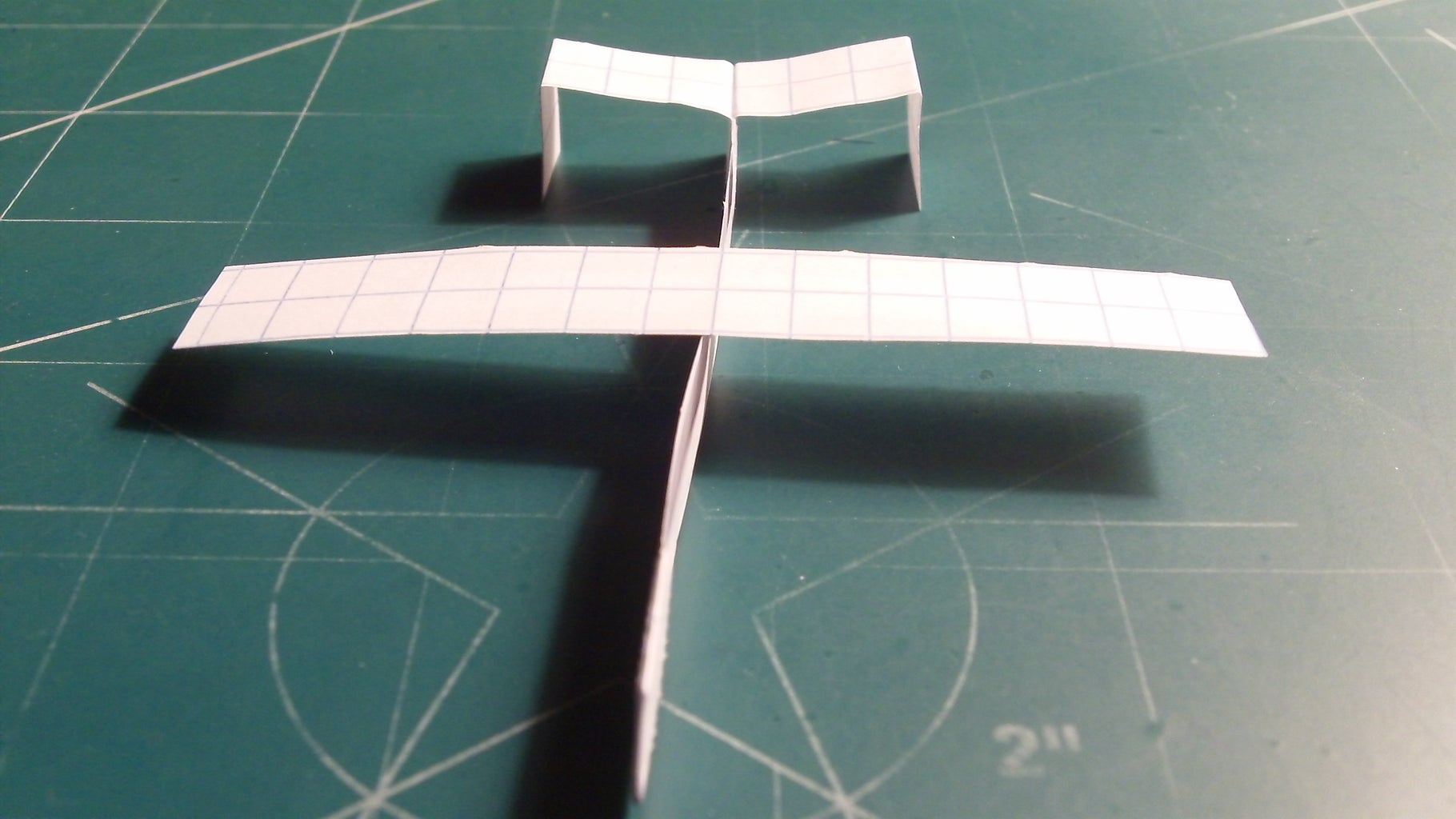 How to Make the Tomahawk Paper Airplane