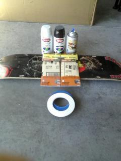 How To Put Designs On A Skateboard