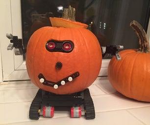 MINDSTORMS Robot Pumpkin