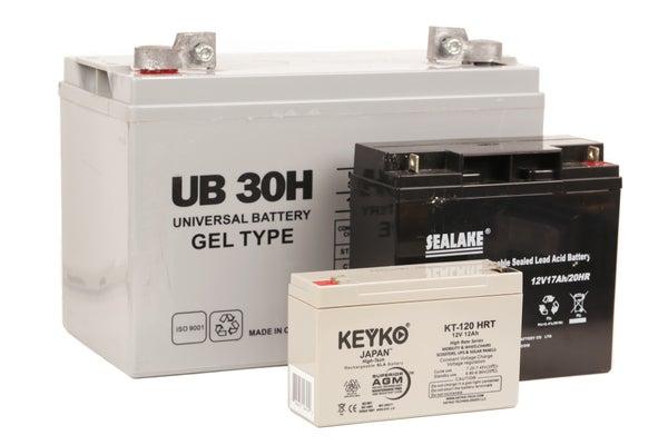 Big Batteries