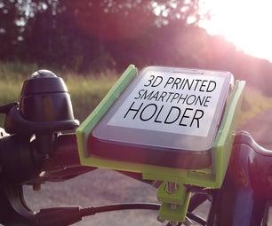3D Printed Smartphone Holder