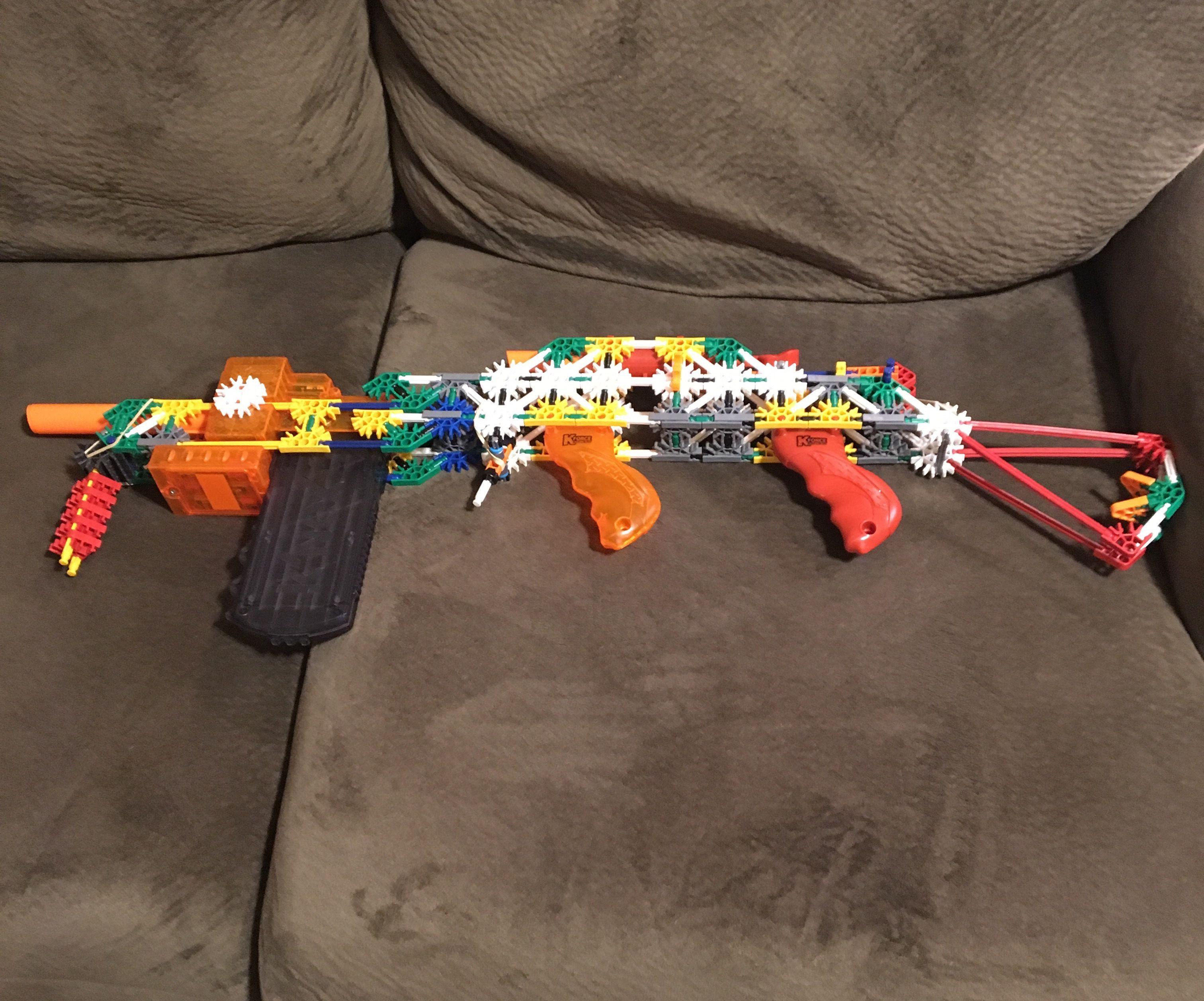 Knex Kforce Mega Assult Rifle (KKFMAR)