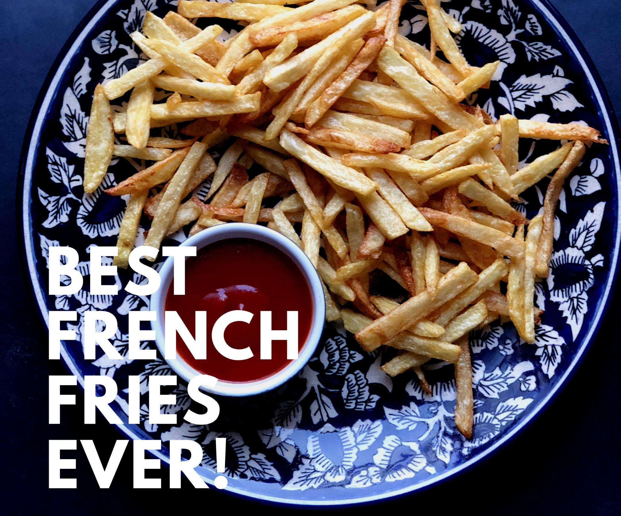 Crispy French Fries ( 1kg/hr)