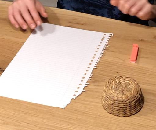 Glass Through Table Magic Trick
