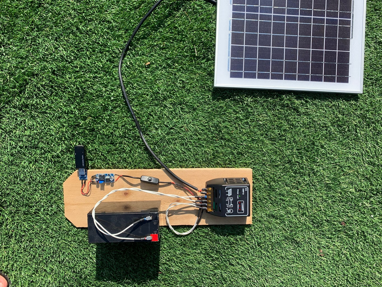 Enjoy Your New Solar Power Setup!