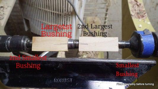 Setting Up the Lathe