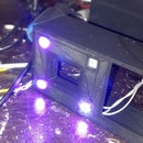 Single Pot RGB WS2812B (Neopixel) Color Change With Arduino (Using Atiny85 3.3v)