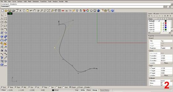 STARTING THE 3D MODEL