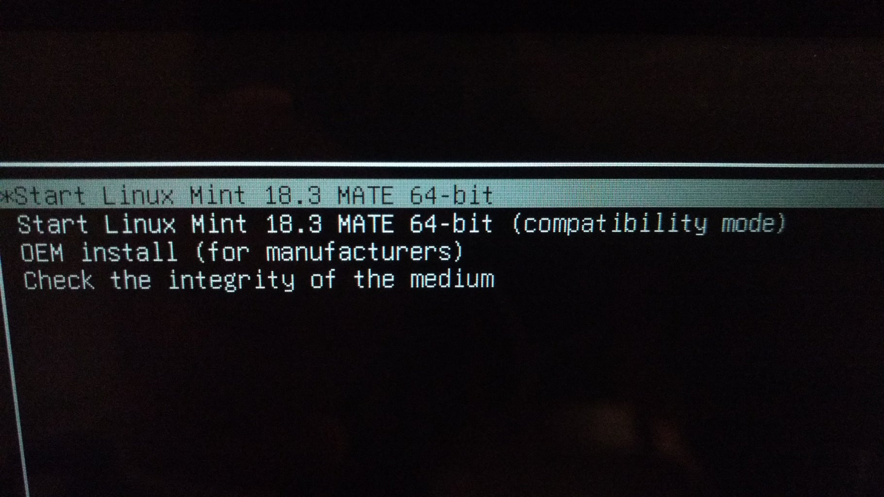 Actually Booting Into Linux
