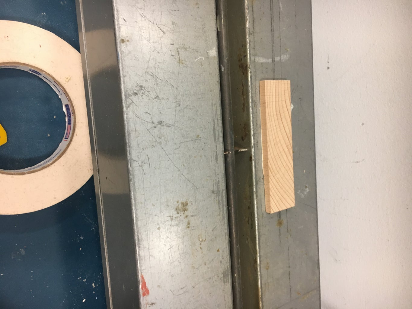 Getting Ready to Bend the Laser Cut Acrylic